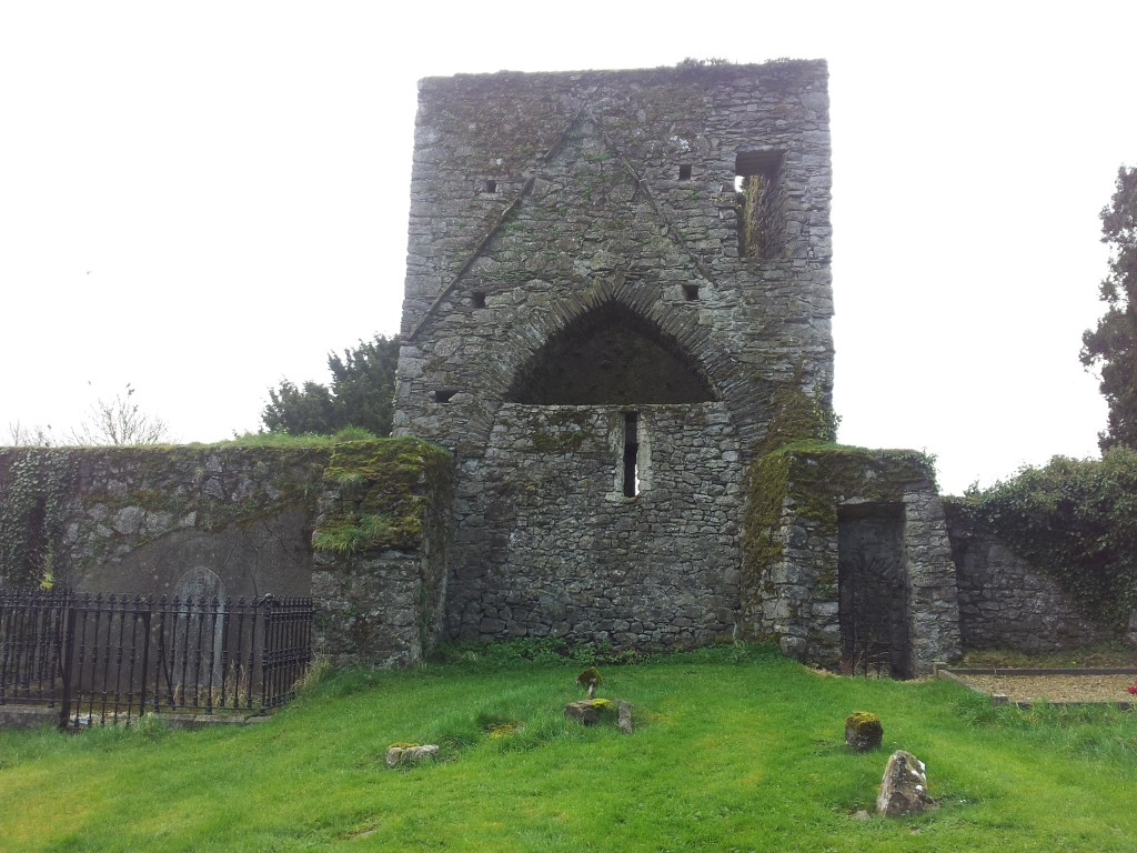 The Perceptory of the Knights of St. John of Jerusalem at Tully near Kildare